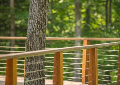 Buttel deck details