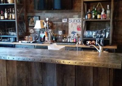 Dicker base bar