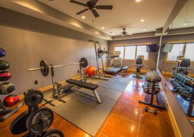 Harding gym