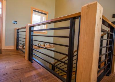 Harding stair rail