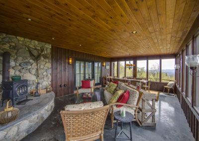 Schenck screen porch