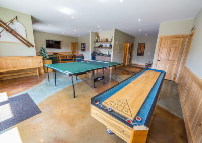 Troob game room