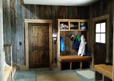 crosby mudroom