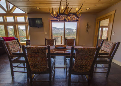 troob dining room